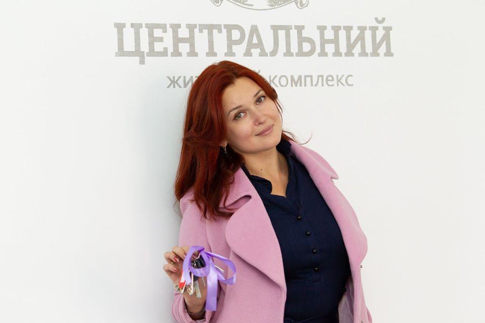 Стартувала видача ключів власникам квартир першого будинку в ЖК Центральний-2