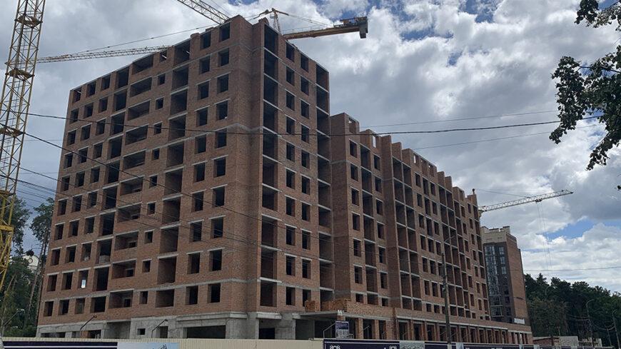 Фотозвіт з будівництва на кінець липня 2020 р.