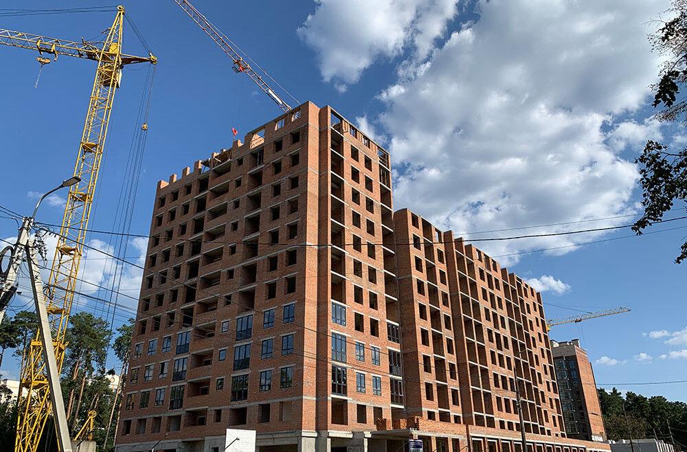Фотозвіт з будівництва на кінець серпня 2020 р.