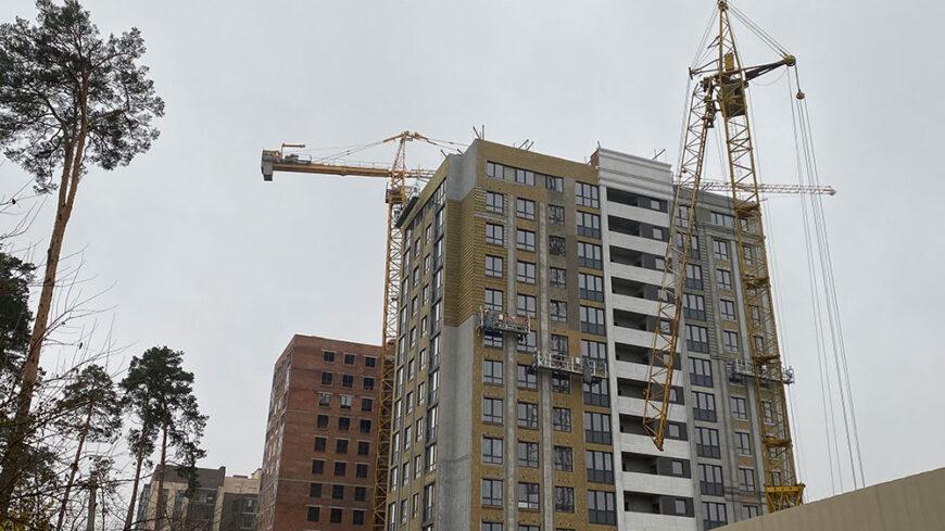 Фотозвіт з будівництва на кінець листопада 2020 р.