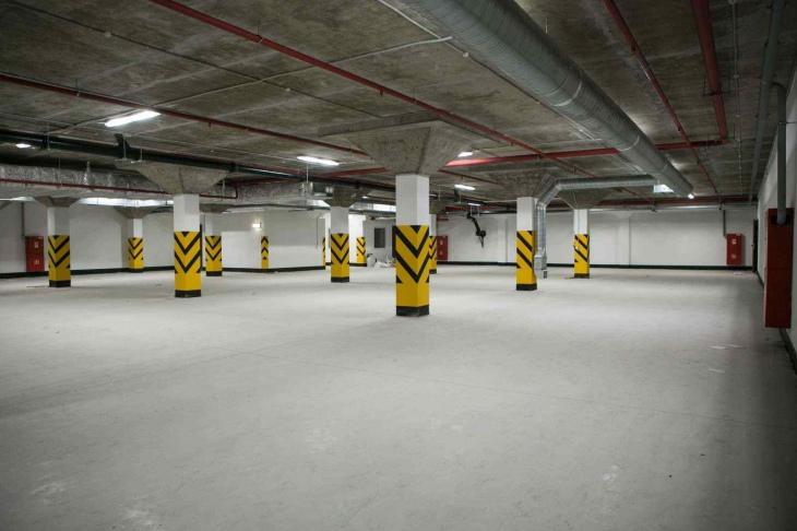 Відкрито продаж паркомісць у підземному паркінгу